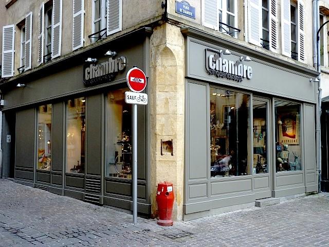 Boutique Chambre Cinquante sept Metz 12 Marc de Metz 2012