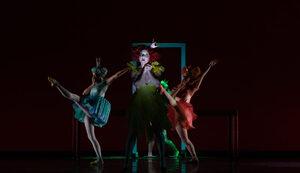 dance ballet austin grimm fairy tales