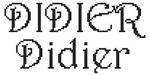 Dictons de la St Didier + grille prénom !