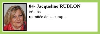 04- Jacqueline RUBLON
