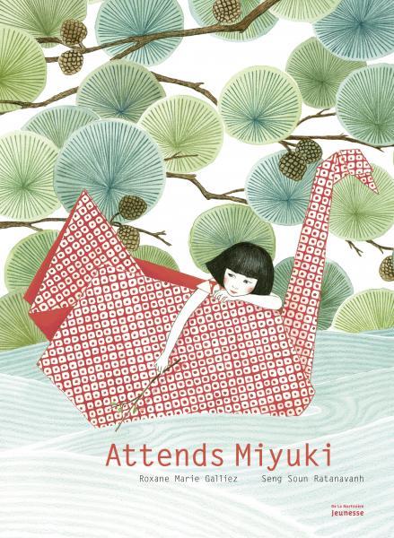 Couverture de l'ouvrage Attends Miyuki