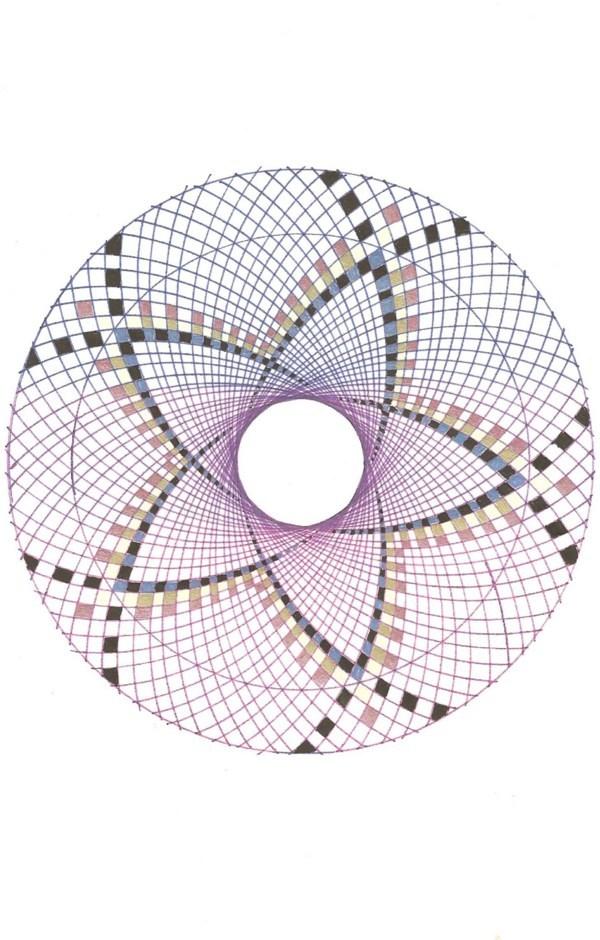 Blog de mimipalitaf : mimimickeydumont : mes mandalas au compas, un peu de musique pour vous