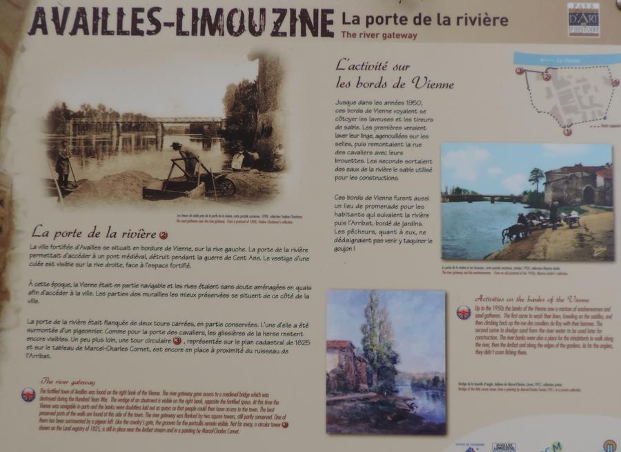 Availles Limouzine dept 86