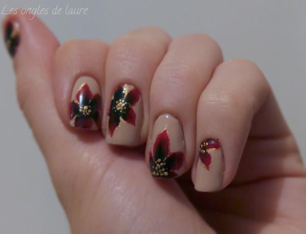 #NAFC Fleur de Noël