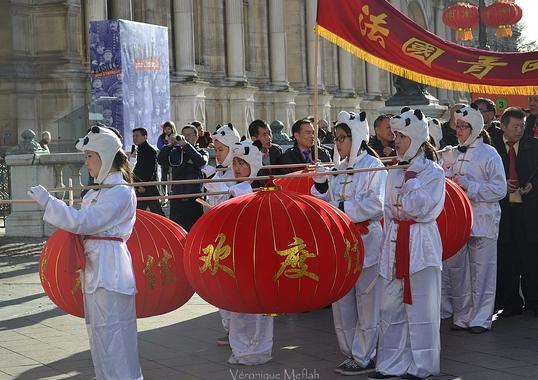 Nouvel An chinois : L'année du Cheval de Bois