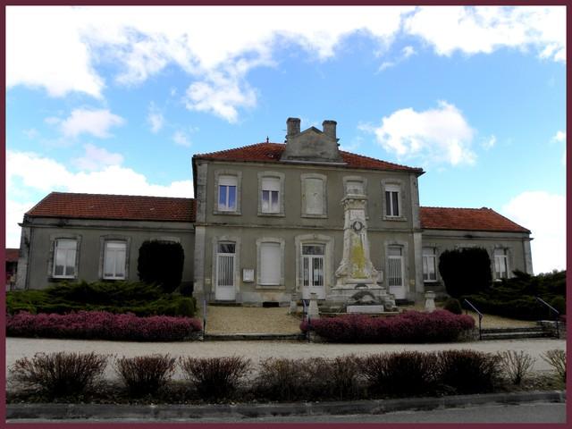 Blog de sylviebernard-art-bouteville : sylviebernard-art-bouteville, MALAVILLE