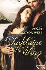 Chronique La chatelaine et le viking de Penny Watson Webb