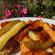 Frites bicolores ultralight