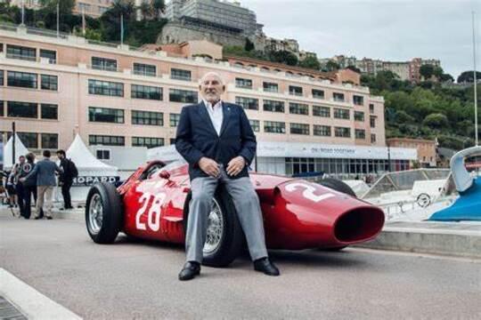 Stirling Moss F1 (1951-