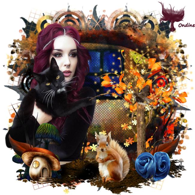 Tutoriel automne 12 de Lili Graph