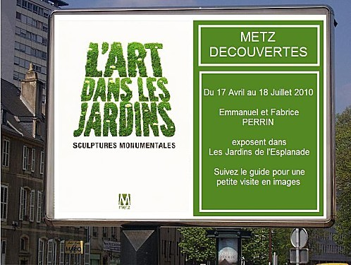 METZ DECOUVERTES ART01