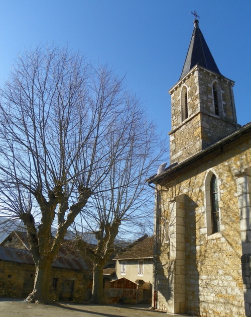 L'église Saint Théodule