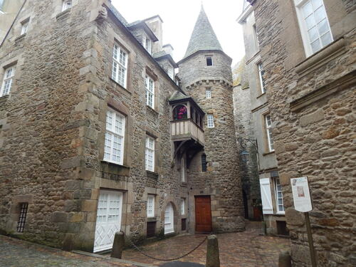 Vacances Bretagne: St Malo