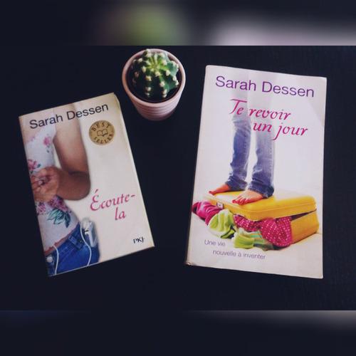 Les livres de Sarah Dessen