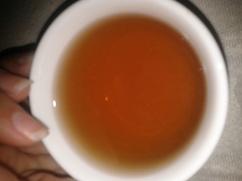 Thé noir de Ceylan tout droit venu d'Angleterre!