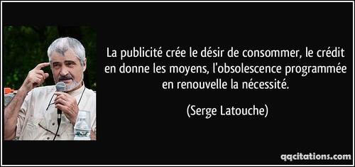 """""""Je ne regarde pas la pub"""" - Laurent Demarta"""