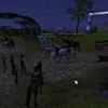 passage de chevaux