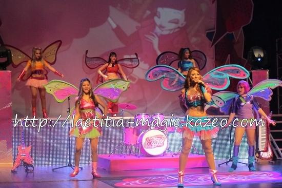 Winx Club en concert 2 -4-