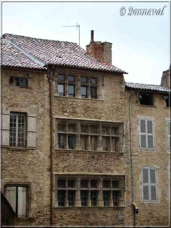 Villefranche-de-Rouergue Aveyron la Maison Armand