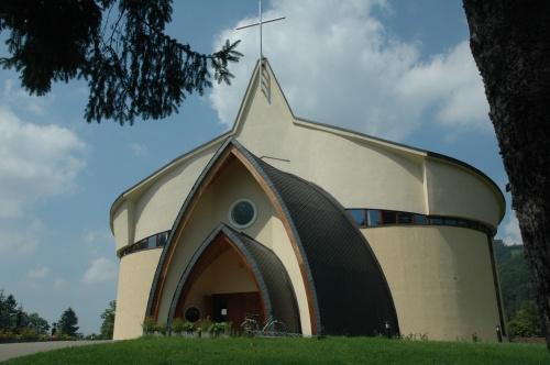 1898 église de Rajecke Teplice