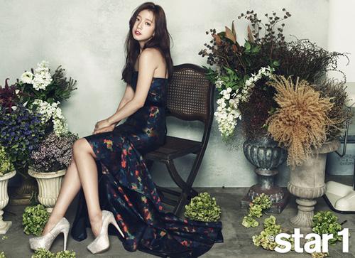Park Shin Hye pour @Star1