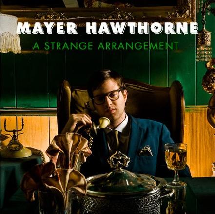 HAWTHORNE, Mayer - The Walk.   MP3 OLDIES