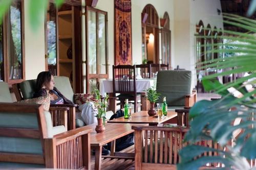 Moivaro Coffee Lodge : it's kili time !