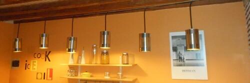 lampes boites de conserve