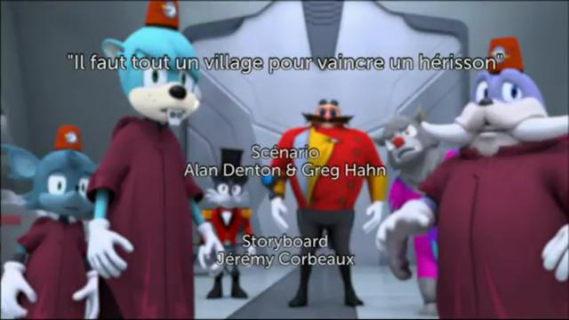Il faut tout un village pour vaincre un hérisson