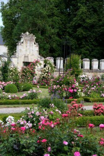 Les journées de la Rose à Chaalis : Day 2