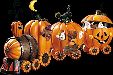Citrouilles d'Halloween Série 4
