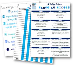 Rallye Lecture Plume