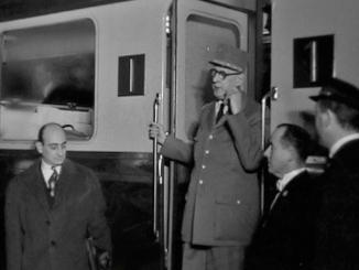 Le Général De Gaulle disposait d'une voiture spécialement aménagée