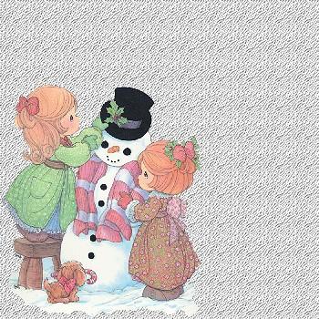 Fond de blog Noël