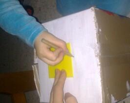 Poste de secours ROBOTCAR POLI carton