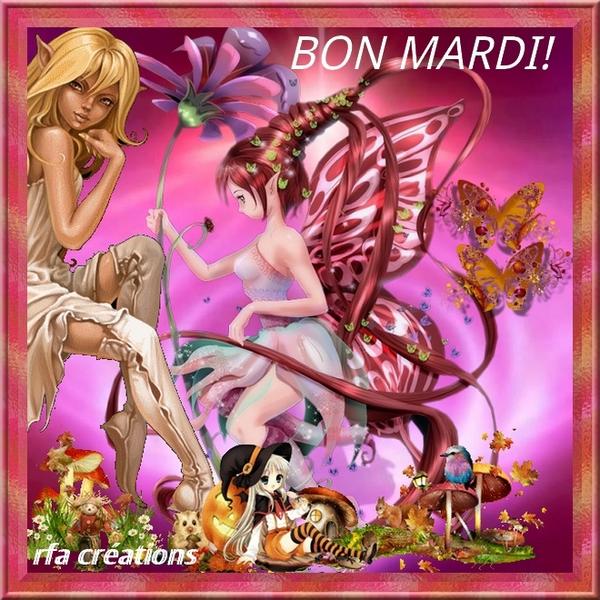 BON MARDI!