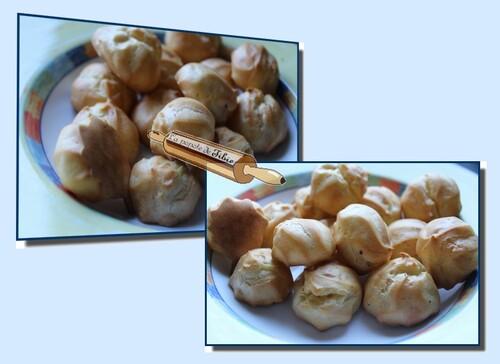 Pommes dauphines (au four)