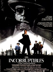 LES INCORRUPTIBLES BOX OFFICE