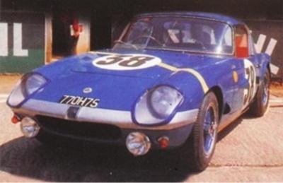 Le Mans 1964 Abandons II