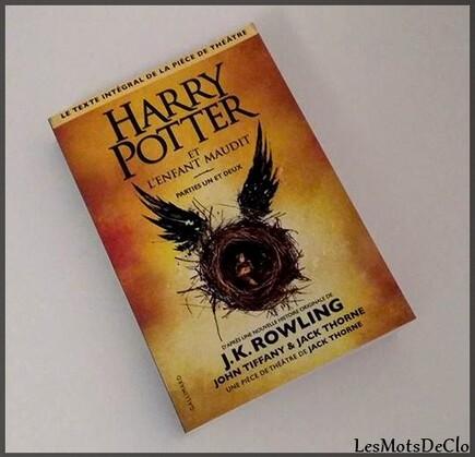 Chronique n°88 - Harry Potter et l'enfant maudit