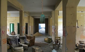 Jouer à Escape game - Abandoned theatre