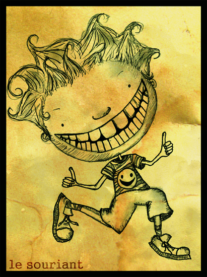 Le souriant...