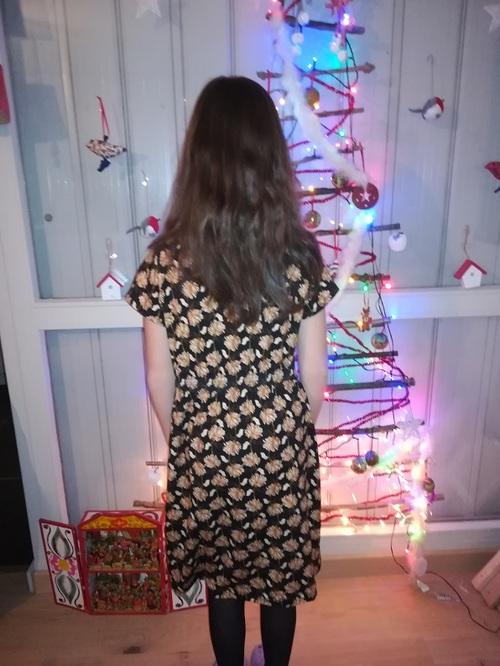 Une robe pour la journée de l'élégance