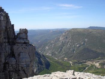 Point de vue vers Chasteuil