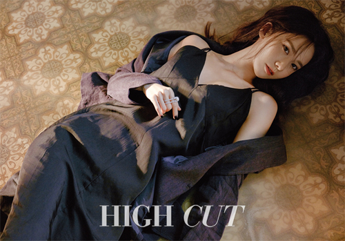 Yoona pour High Cut