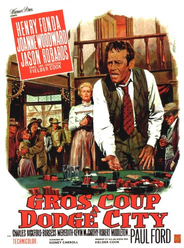 GROS COUP A DODGE CITY BOX OFFICE 1966