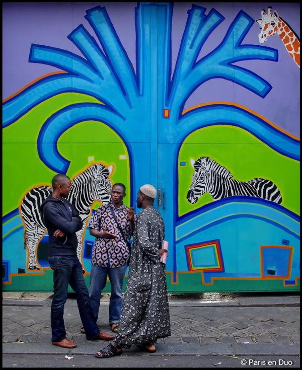 Paris Africa