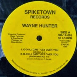 Wayne Hunter - Ooh, I Can't Get Over You