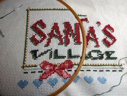 SANTA'S VILLAGE (2)
