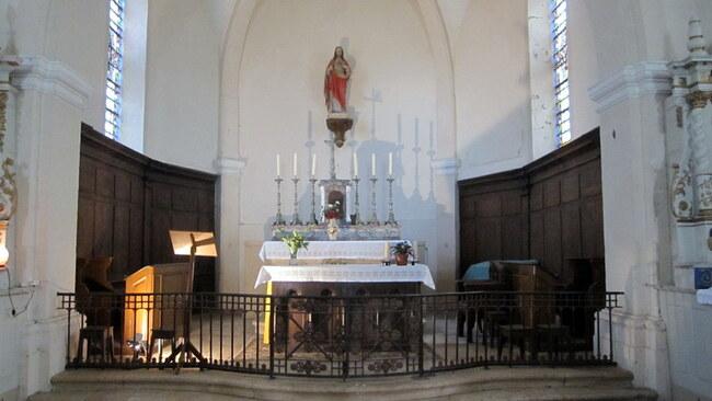 Eglise de Vaudémont